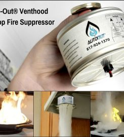 Auto-Out Cooktop Fire Protection